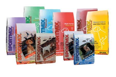 Superprémiová aprémiová krmiva pro psy