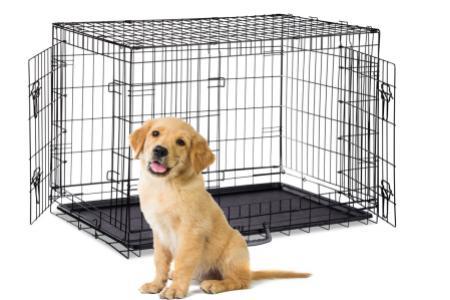 Cestovní klece pro psy