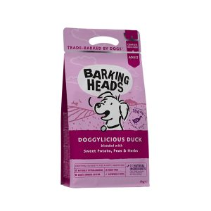 granule Barking Heads Doggylicious Duck Small breed