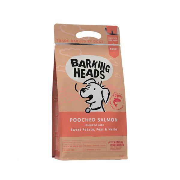 granule Barking Heads Pooched Salmon