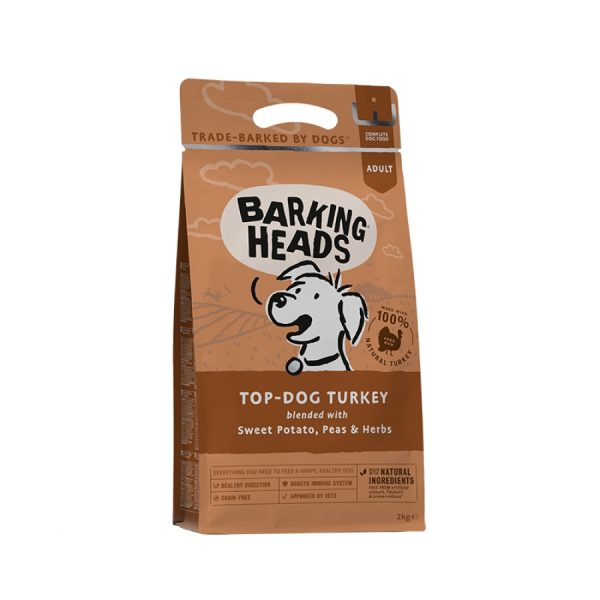granule Barking Heads Top Turkey