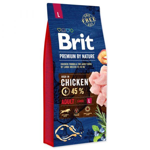 granule Brit Premium by Nature Adult L