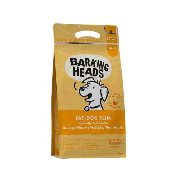 barking head FAT DOG SLIM