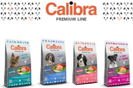Granule Calibra Premium 12+3Kg zdarma